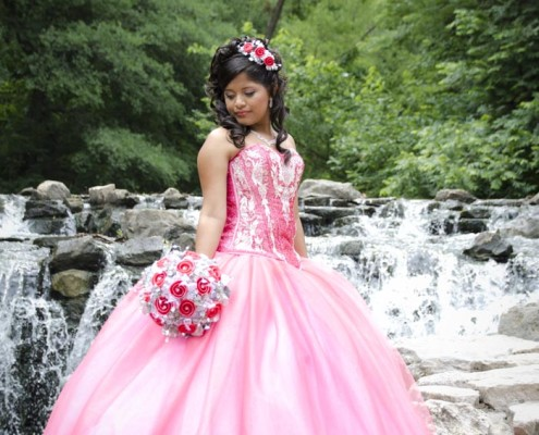 Quinceanera Photo and Video Packages