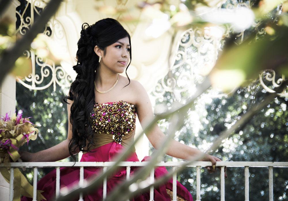 Quinceañera Photography Flippen Park Highland Park TX