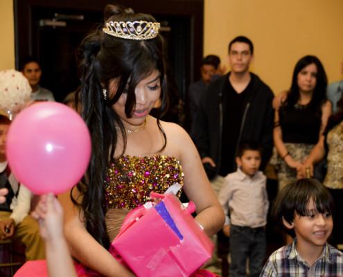 Quinceañera Event at Fiesta Gardens Duncanville TX