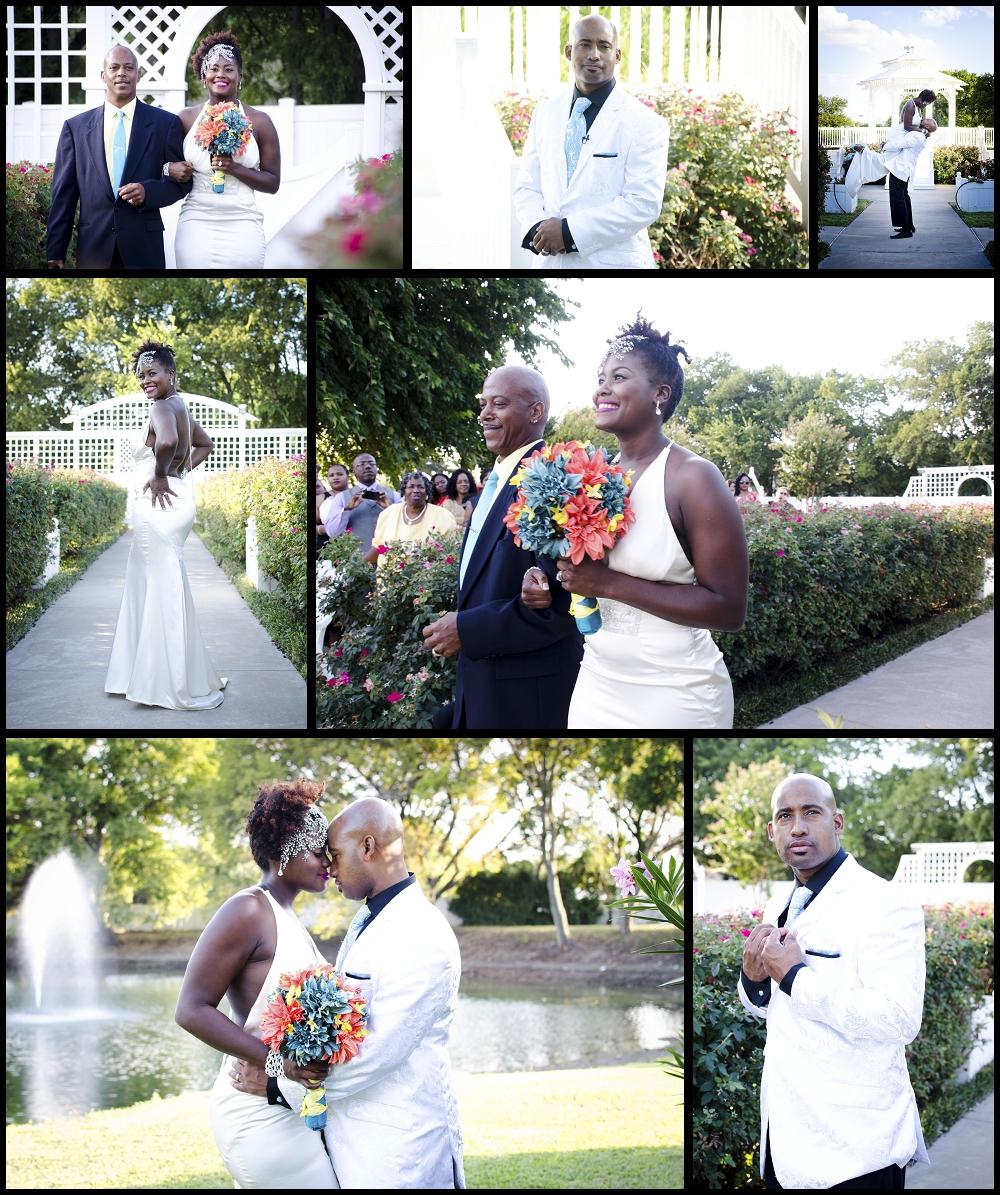 Na'kayshion's Wedding Pictures