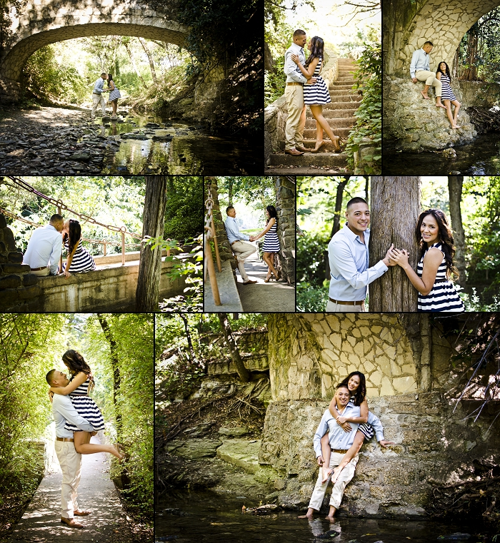 Highland Park Engagement Pictures